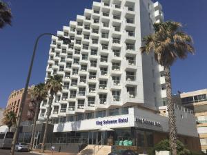Auberges de jeunesse - King Solomon Hotel