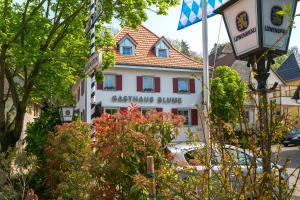 Gasthaus zur Blume - Efringen-Kirchen