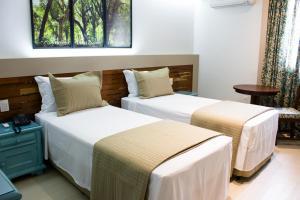 Hotel Pousada do Bosque, Hotely  Ponta Porã - big - 104