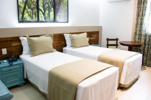 Hotel Pousada do Bosque, Hotely  Ponta Porã - big - 109