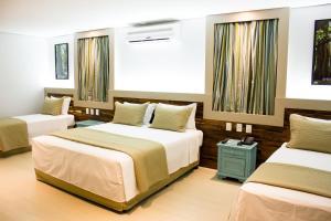 Hotel Pousada do Bosque, Hotely  Ponta Porã - big - 110