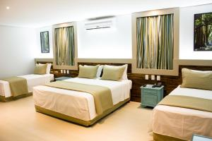 Hotel Pousada do Bosque, Hotely  Ponta Porã - big - 111