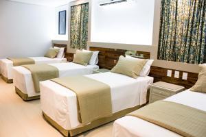 Hotel Pousada do Bosque, Hotely  Ponta Porã - big - 112
