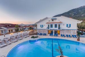 Monta Verde Hotel & Villas, Олюдениз