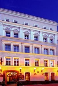 Hotel Merkury Centrum, Отели  Свидница - big - 61