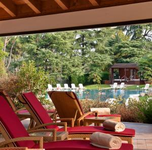 Hotel Garden Terme, Отели  Монтегротто-Терме - big - 31