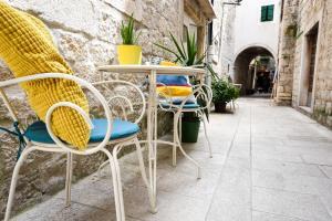 Tragos Lemon Tree, Ferienwohnungen  Trogir - big - 94