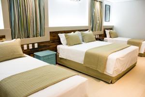 Hotel Pousada do Bosque, Hotely  Ponta Porã - big - 120