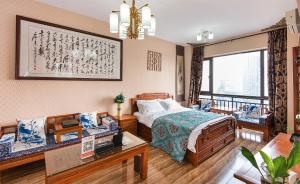 Chengdu Bojin Boutique Apartment, Apartmanok  Csengtu - big - 3