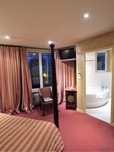 New Providence Hotel, Hotels  Vittel - big - 18