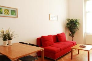 Residence Bílkova, Apartmány  Praha - big - 2