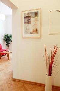 Residence Bílkova, Apartmány  Praha - big - 3