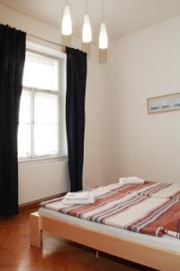 Residence Bílkova, Apartmány  Praha - big - 23