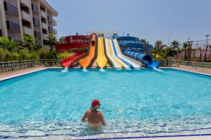 Отель Primasol Hane Family Resort, Сиде