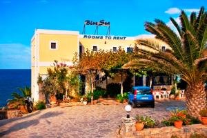 Blue Sea, Hotels  Mochlos - big - 39
