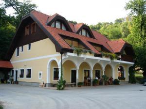 Turisticna Kmetija Pudvoi