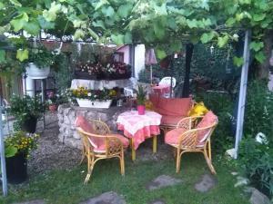 Ilona Kis Kastély Panzió, Guest houses  Keszthely - big - 62