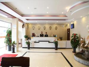 Richmond Hotel, Hotely  Qinhuangdao - big - 11
