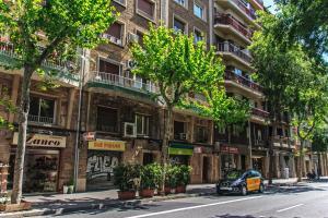 Habitat Apartments Cool Jazz, Апартаменты  Барселона - big - 57