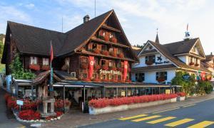 Chalet-Hotel Lodge - Swiss-Chalet Merlischachen