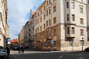 Residence Bílkova, Apartmány  Praha - big - 12