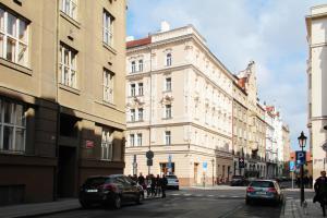 Residence Bílkova, Apartmány  Praha - big - 25
