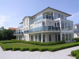 Appartementanlage Residenz Am Yachthafen - Fulgen