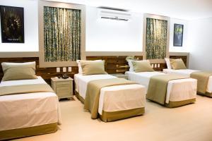 Hotel Pousada do Bosque, Hotely  Ponta Porã - big - 121