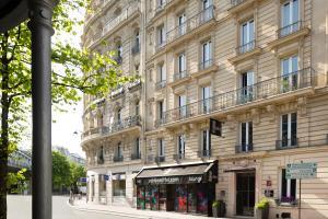 Sublim Eiffel, Hotely  Paříž - big - 80