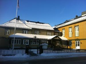 Hotel Kong Carl, Hotels  Sandefjord - big - 81