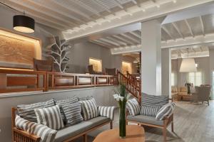 Mykonos Kosmoplaz Beach Resort Hotel, Hotel  Platis Yialos Mykonos - big - 38