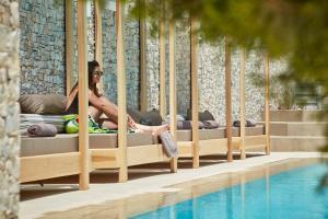 Mykonos Kosmoplaz Beach Resort Hotel, Hotel  Platis Yialos Mykonos - big - 39