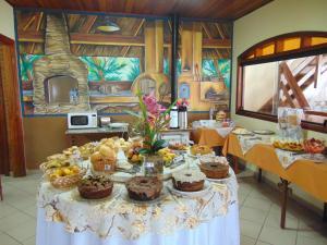 Pousada Villa Da Montanha, Penzióny  São Bento do Sapucaí - big - 90