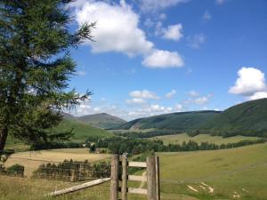 Hearthstanes Steading, Holiday homes  Polmood - big - 29