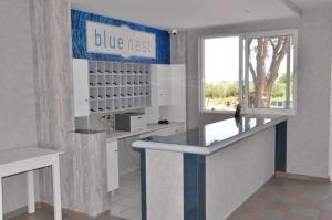Blue Nest Hotel, Hotel  Tigaki - big - 63