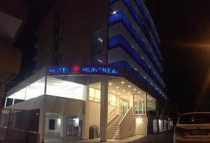 Hotel Montreal, Отели  Бибионе - big - 50