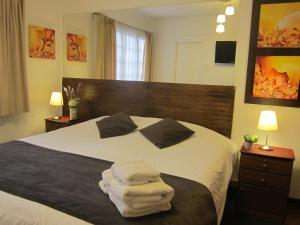 Hotel 7 Norte, Отели  Винья-дель-Мар - big - 20
