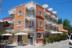 Апарт-отель Avsa Cane Motel, Авса-Адаси