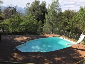 Mountain Trail Lodge and Vacation Rentals, Лоджи  Окхерст - big - 15