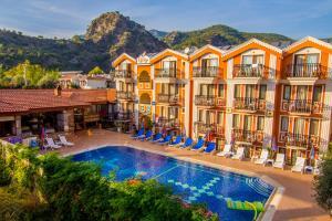 Magic Tulip Beach Hotel, 48340 Ölüdeniz