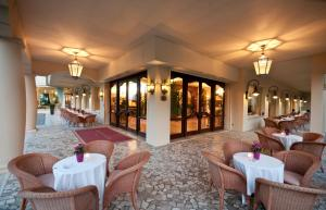Grand Hotel Gallia, Hotels  Milano Marittima - big - 39