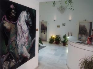 Hotel Palacio Alcázar, Hotels  Seville - big - 29