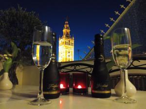 Hotel Palacio Alcázar, Hotels  Seville - big - 28