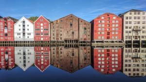 City Living Schøller Hotel, Hotels  Trondheim - big - 13