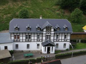 Albergues - Penzion Falkenštejn