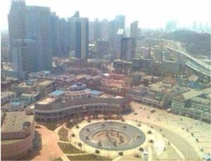 Dalian Tianyu Apartment Hotel, Апартаменты  Jinzhou - big - 1