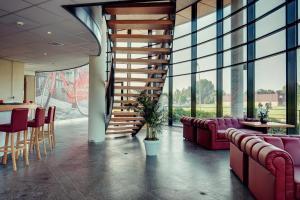 Best Western Plus Amedia Amsterdam Airport, Szállodák  Schiphol - big - 37