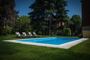 Corvetto Residence Porto Di Mare, Апарт-отели  Милан - big - 36