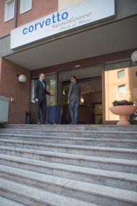 Corvetto Residence Porto Di Mare, Апарт-отели  Милан - big - 68