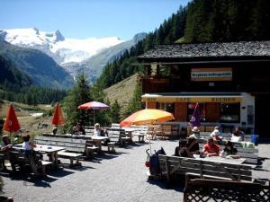 Penzion Berghaus Außergschlöß Matrei in Osttirol Rakousko